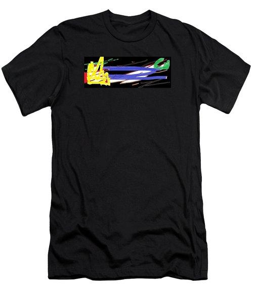 Wish - 46 Men's T-Shirt (Athletic Fit)