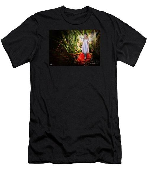 Wishing Men's T-Shirt (Athletic Fit)