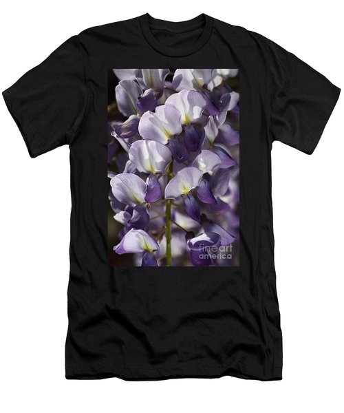 Wisteria In Spring Men's T-Shirt (Athletic Fit)