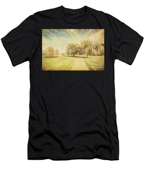Wisteria Lane Men's T-Shirt (Athletic Fit)