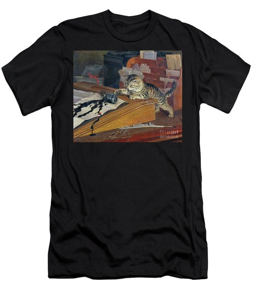 Witness My Act And Deed Men's T-Shirt (Athletic Fit)