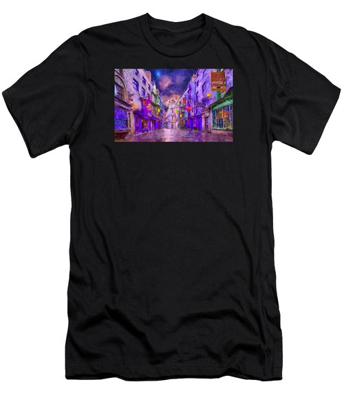 Wizard Mall Men's T-Shirt (Athletic Fit)