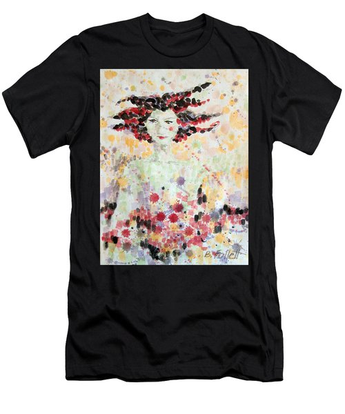 Woman Of Glory Men's T-Shirt (Athletic Fit)