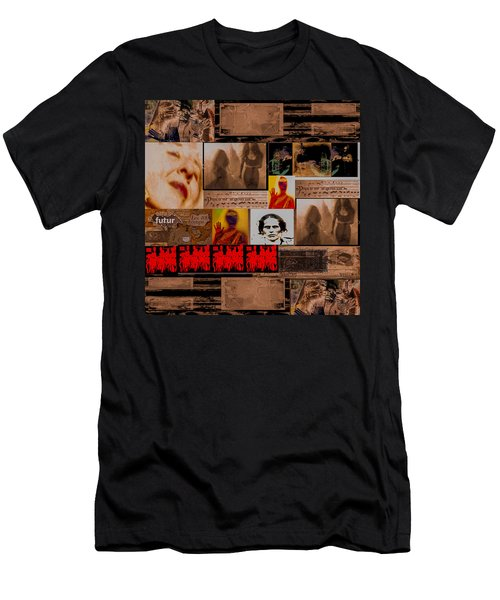 Woman Power Story Men's T-Shirt (Athletic Fit)