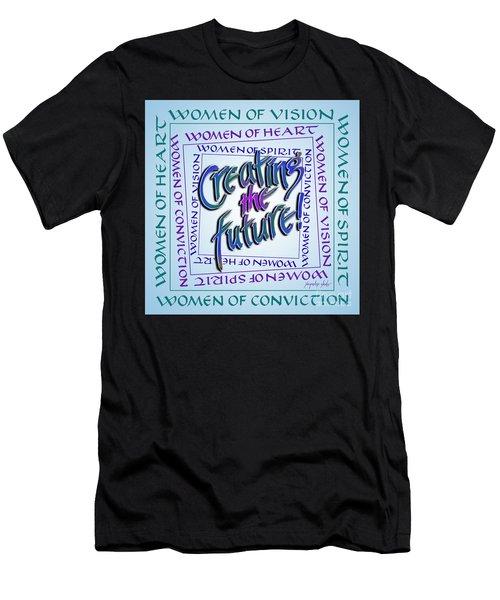 Women Of Vision Men's T-Shirt (Athletic Fit)