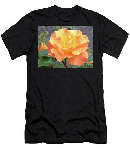 Wonderful Rose Men's T-Shirt (Athletic Fit)