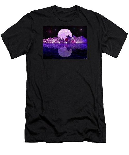 Men's T-Shirt (Slim Fit) featuring the photograph Wonderland by Bernd Hau