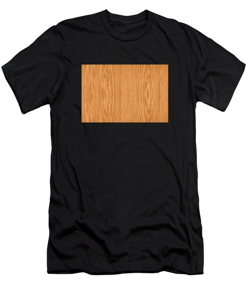 Wood 4 Men's T-Shirt (Slim Fit) by Bruce Stanfield