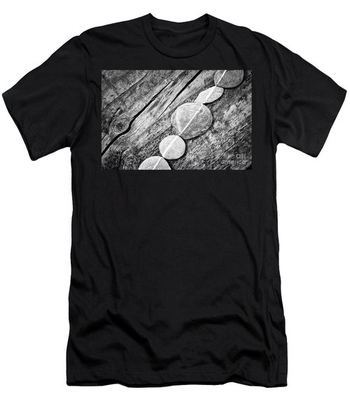 Wood And Stones Men's T-Shirt (Athletic Fit)