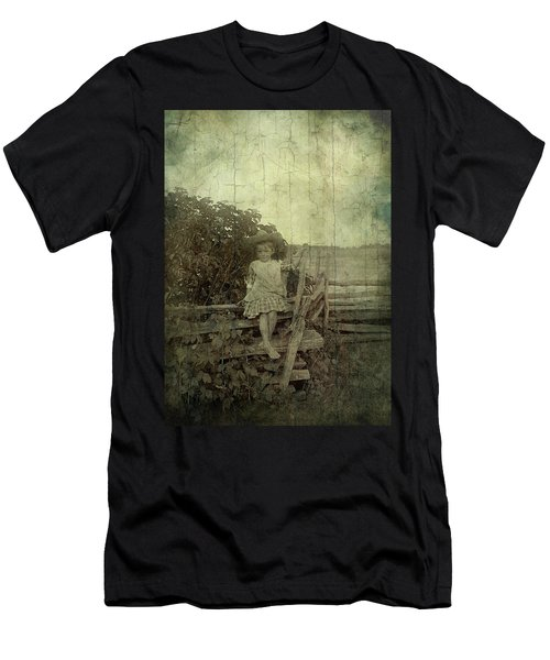 Wooden Throne Men's T-Shirt (Athletic Fit)