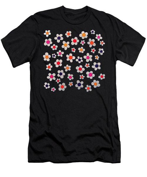 Woodflock Remix Men's T-Shirt (Athletic Fit)