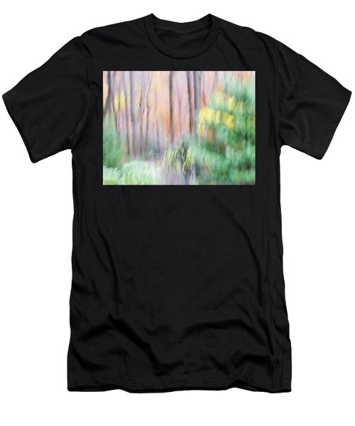Woodland Hues 2 Men's T-Shirt (Athletic Fit)