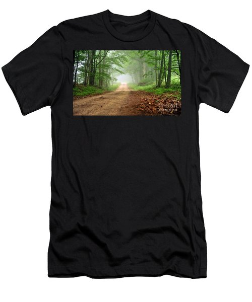 Woodland Journey Men's T-Shirt (Athletic Fit)