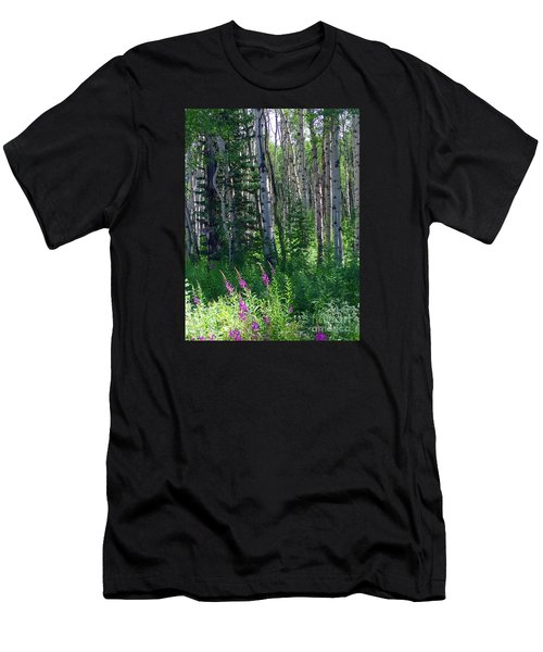 Woods Men's T-Shirt (Slim Fit)