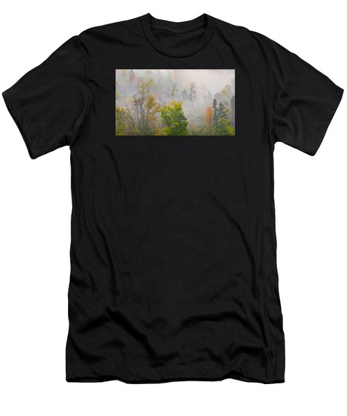 Woods From Afar Men's T-Shirt (Athletic Fit)