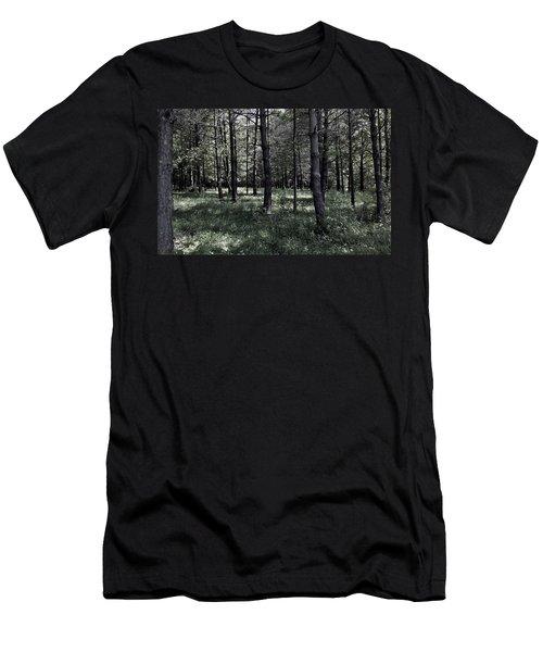 Woods Walk Men's T-Shirt (Athletic Fit)