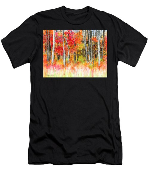 Woodsy Forest Men's T-Shirt (Athletic Fit)