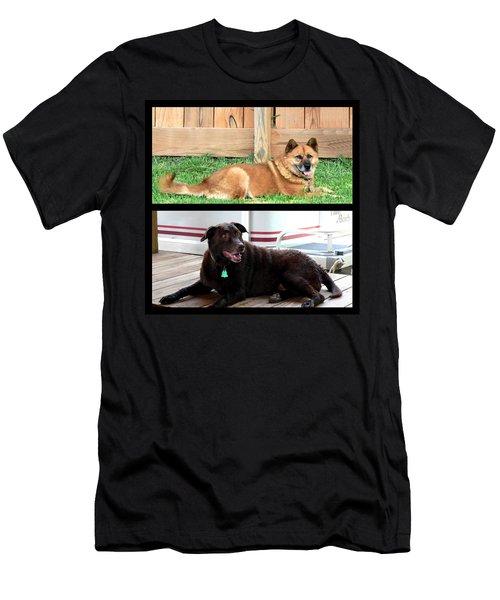 Wooten Babies Men's T-Shirt (Athletic Fit)
