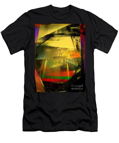 Work Bench Men's T-Shirt (Slim Fit) by Greg Moores