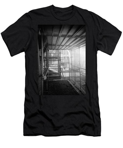 Work In Progress Under The Ruins Men's T-Shirt (Athletic Fit)