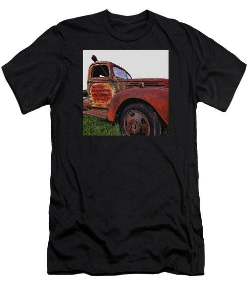 Work Partner Men's T-Shirt (Athletic Fit)
