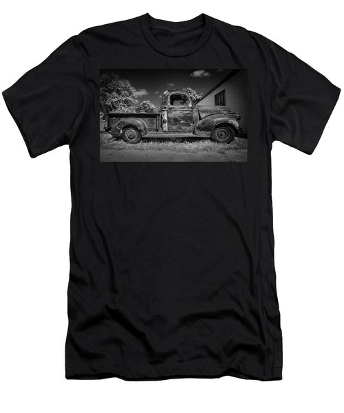 Work Truck Men's T-Shirt (Athletic Fit)