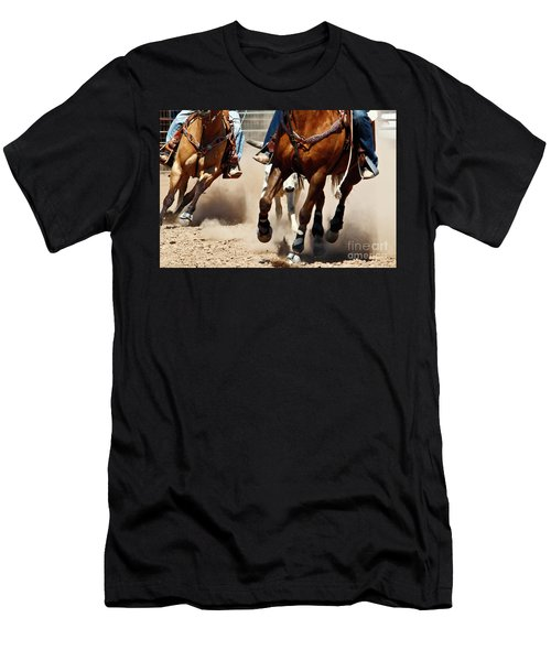 Working Men's T-Shirt (Slim Fit) by Kathy McClure