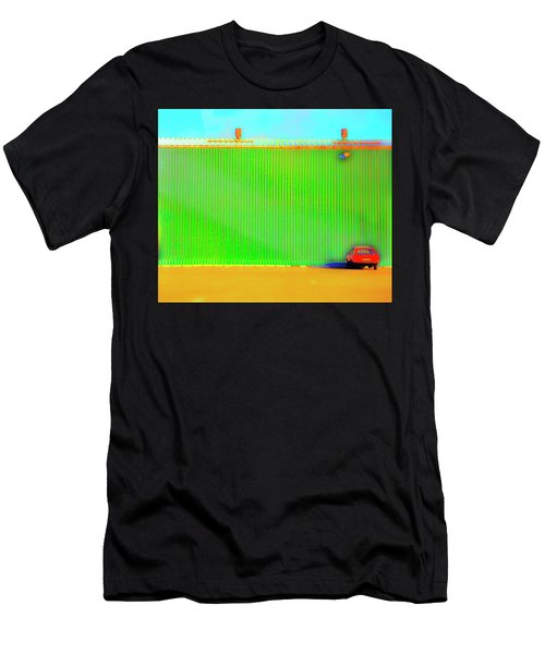 Working Late Men's T-Shirt (Athletic Fit)