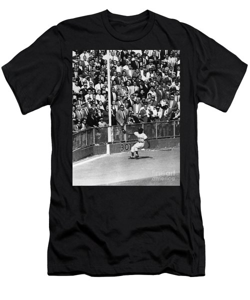 World Series, 1955 Men's T-Shirt (Slim Fit) by Granger