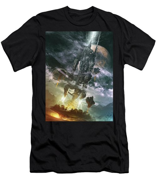 World Thief Men's T-Shirt (Athletic Fit)