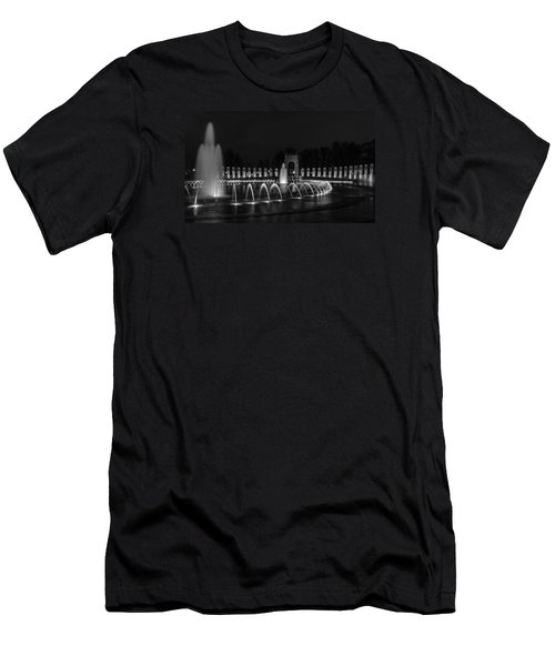 World War II Memorial Men's T-Shirt (Athletic Fit)