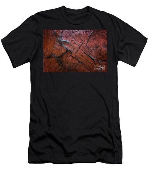 Worn And Weathered Men's T-Shirt (Athletic Fit)