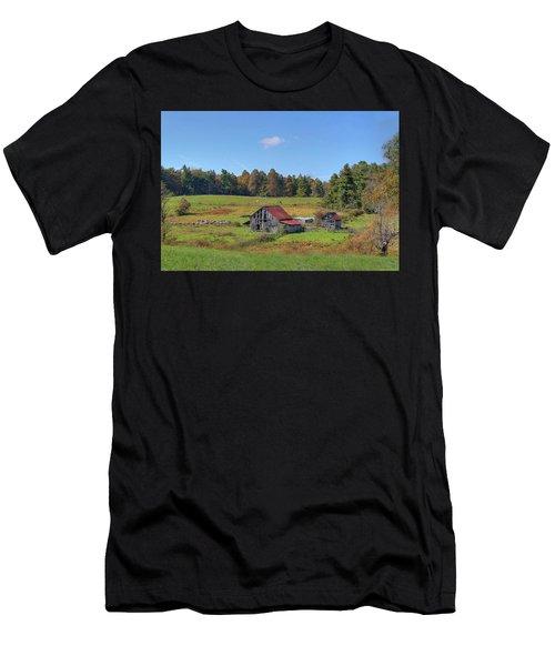 Worn Out Men's T-Shirt (Athletic Fit)