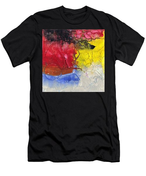 Wounded Men's T-Shirt (Athletic Fit)