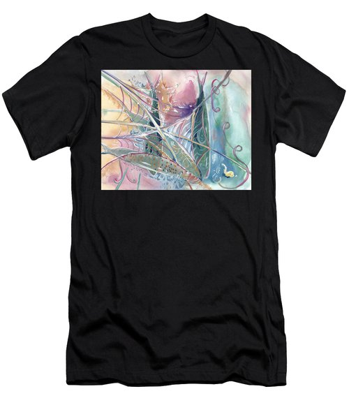 Woven Star Fish Men's T-Shirt (Athletic Fit)