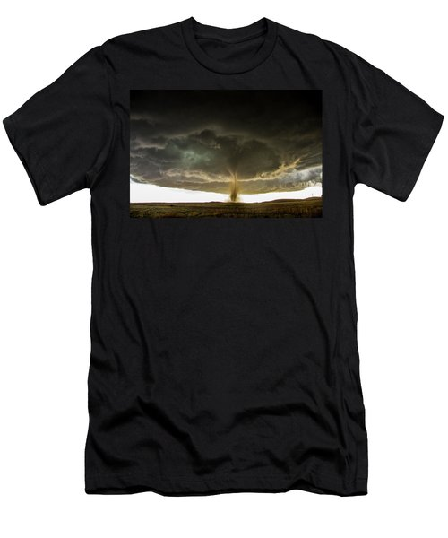 Wray Colorado Tornado 060 Men's T-Shirt (Athletic Fit)