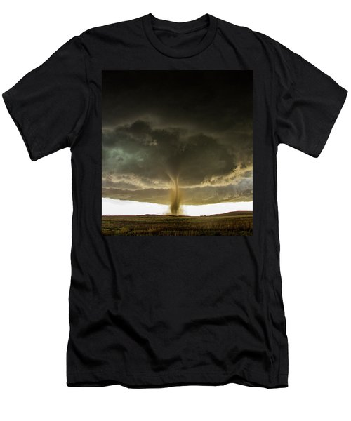 Wray Colorado Tornado 060 Men's T-Shirt (Athletic Fit)