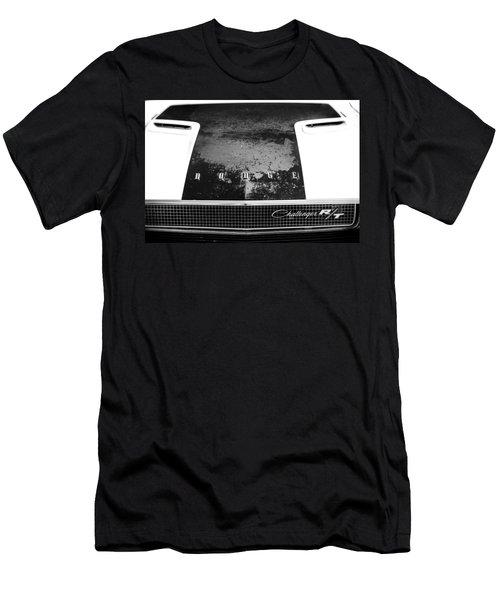 Wrinkled Men's T-Shirt (Athletic Fit)