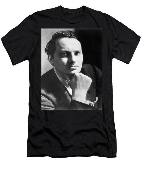 Writer Thomas Wolfe Men's T-Shirt (Athletic Fit)