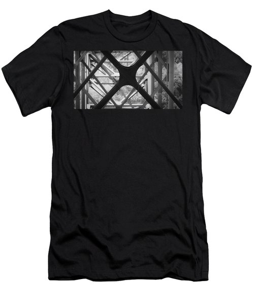 X Marks The Spot Men's T-Shirt (Athletic Fit)