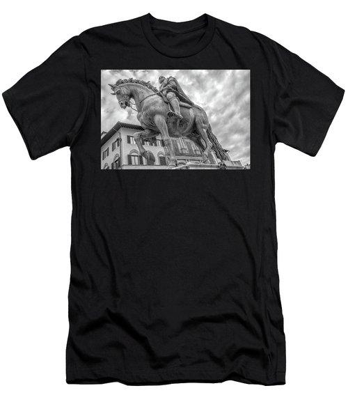 Cosimo De Medici Men's T-Shirt (Athletic Fit)