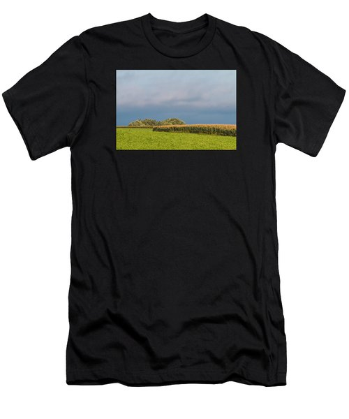 Farmer's Field Men's T-Shirt (Athletic Fit)