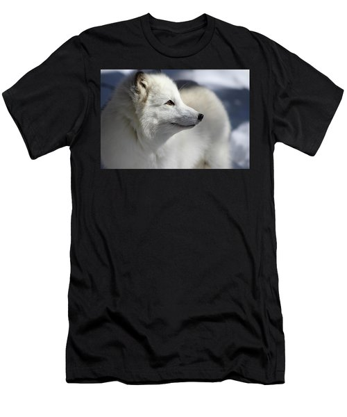 Yana The Fox Men's T-Shirt (Athletic Fit)