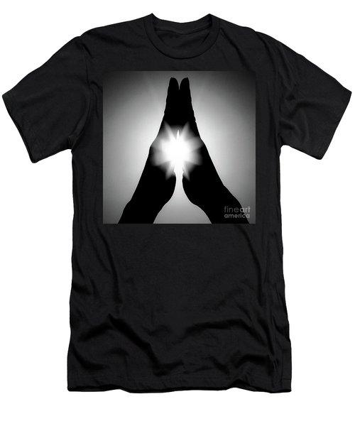 Men's T-Shirt (Slim Fit) featuring the photograph Yaoyorozu Inori by Tatsuya Atarashi