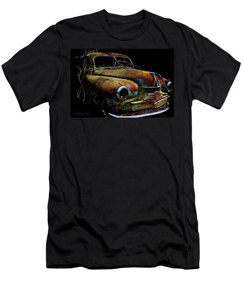 Men's T-Shirt (Athletic Fit) featuring the photograph Ye Ol Vanguard by Glenda Wright