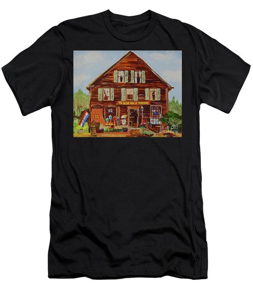 Ye Olde Sale Shoppe Men's T-Shirt (Athletic Fit)