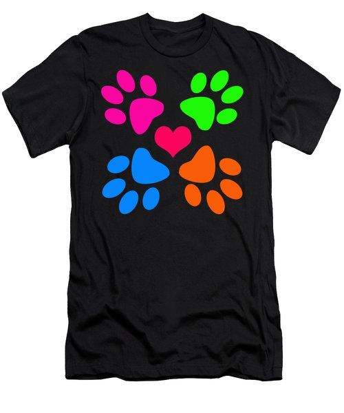 Year Of The Dog Men's T-Shirt (Athletic Fit)
