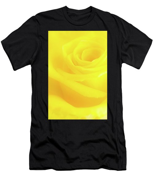 Yello Rose Men's T-Shirt (Athletic Fit)
