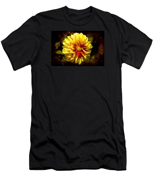 Yellow Artistry Men's T-Shirt (Athletic Fit)