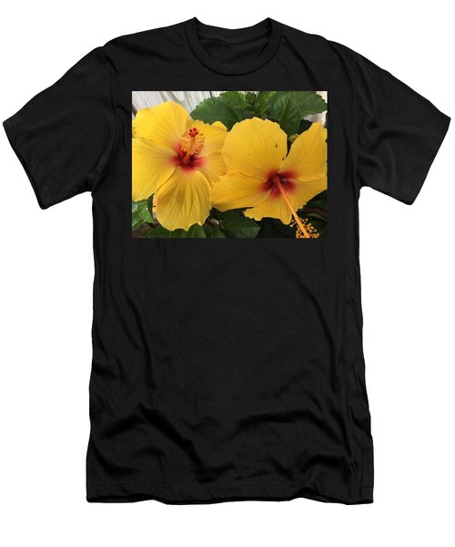 Yellow Beauties Men's T-Shirt (Athletic Fit)